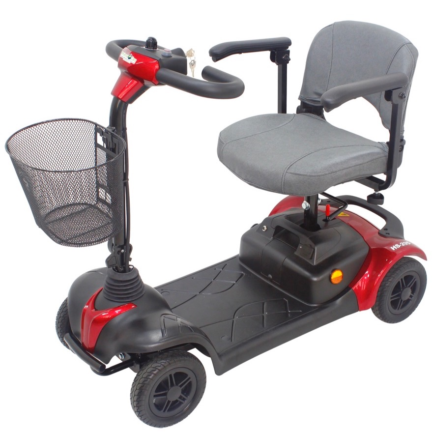 Four Wheel Mobility Scooter - CTM - HS295 - On Sale. FREE DELIVERY. While Stocks Last