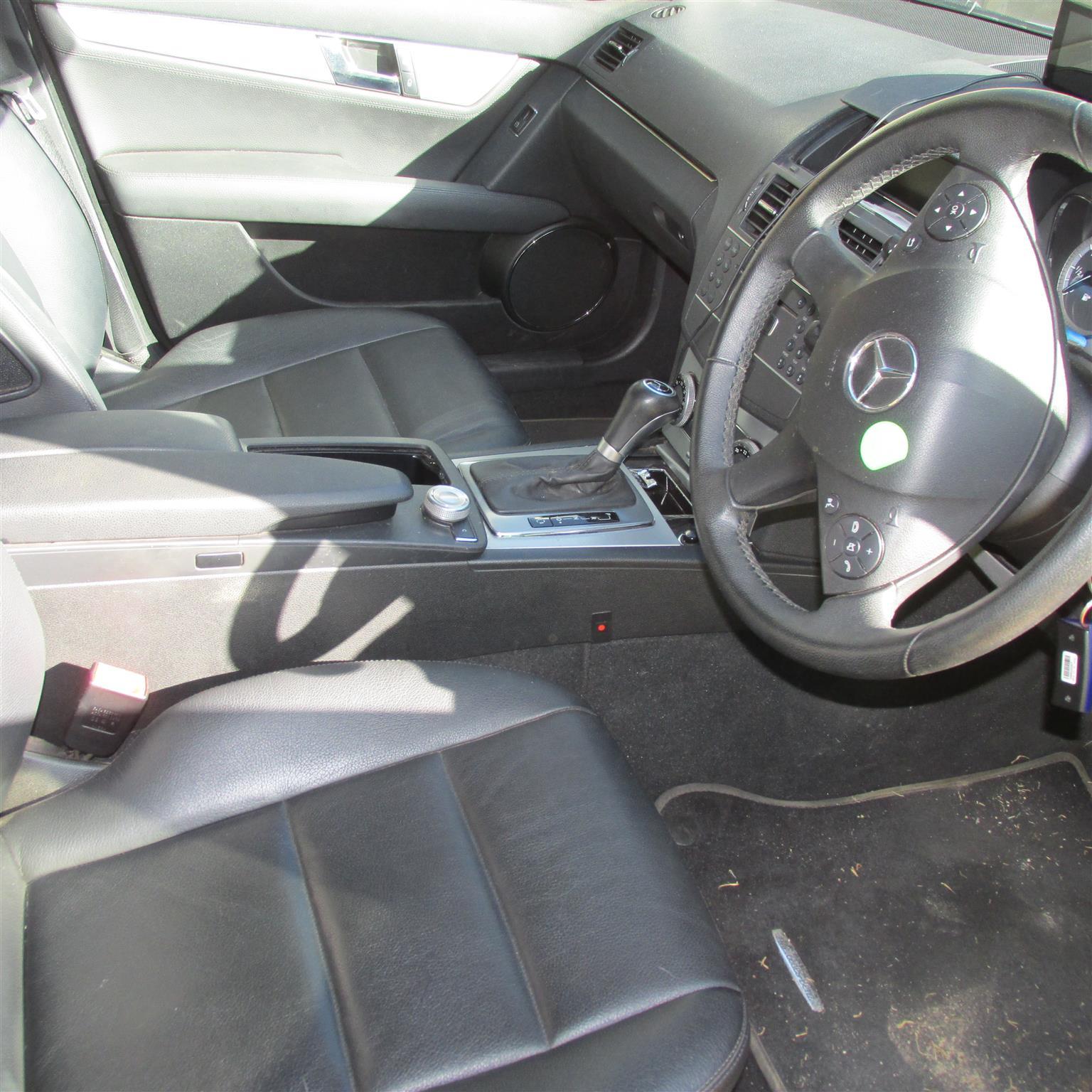 2010 Mercedes Benz C-Class C220d Edition C