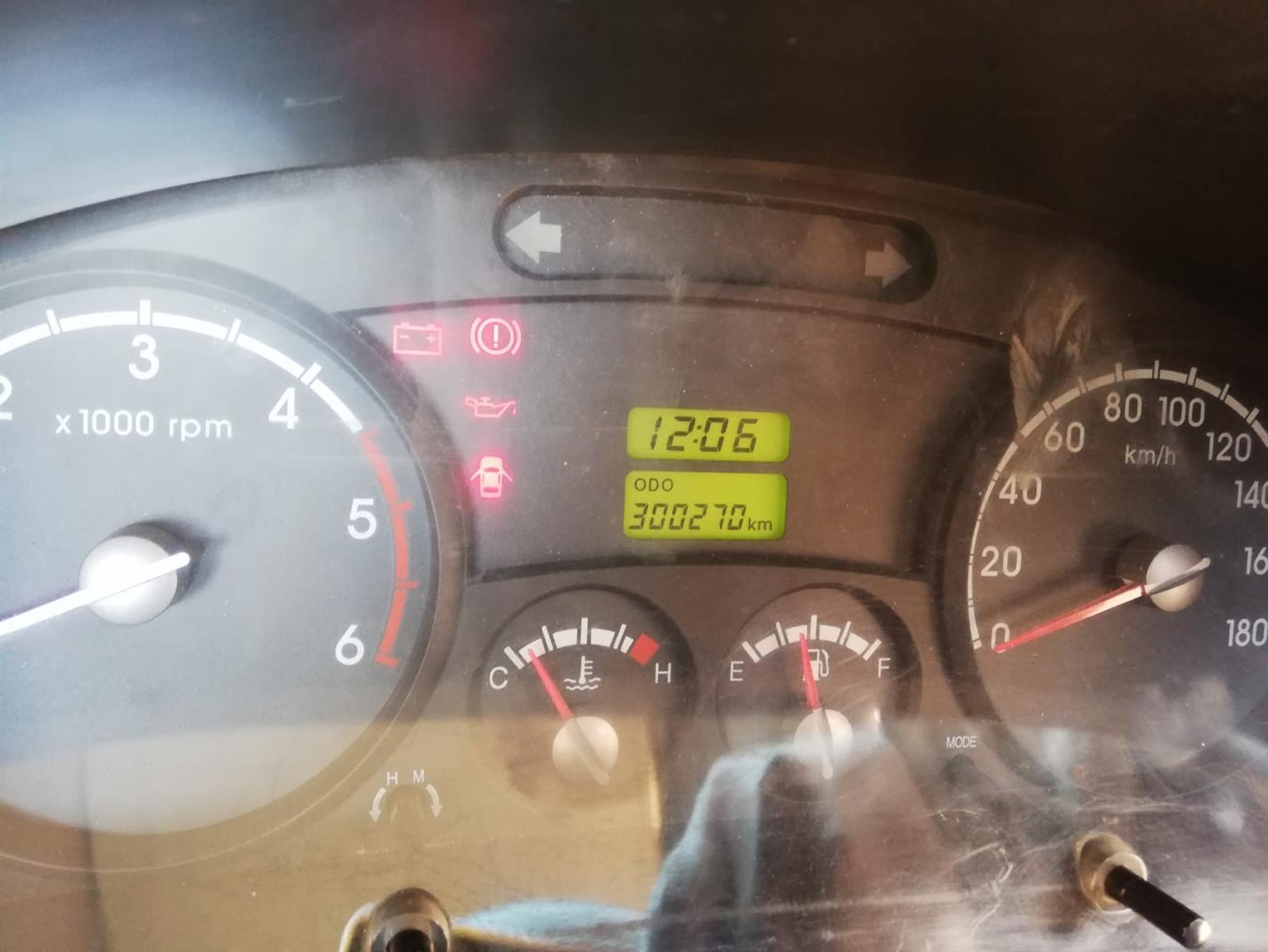 Kia 2700 2013 model