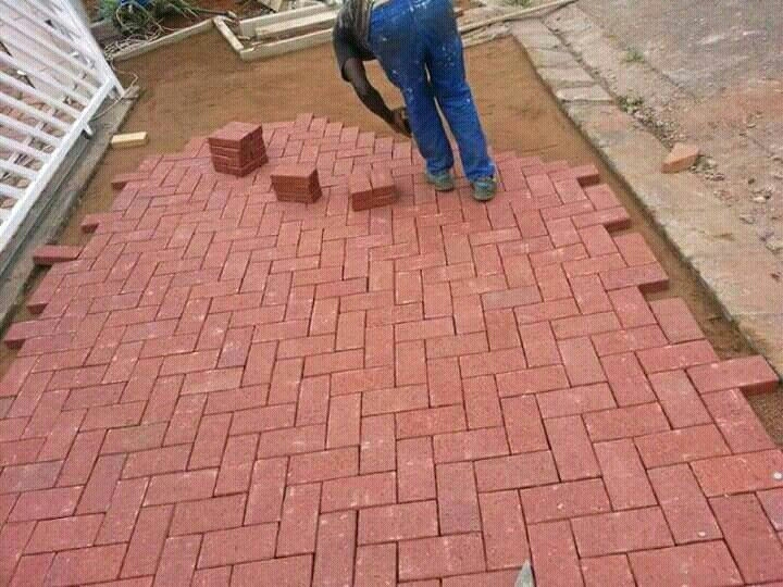 Professional Paving Works Specialists