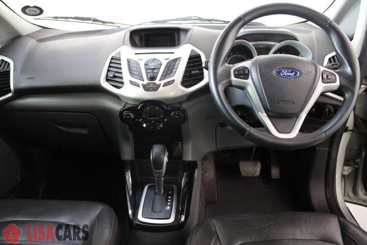 2013 Ford EcoSport 1.5 Titanium auto