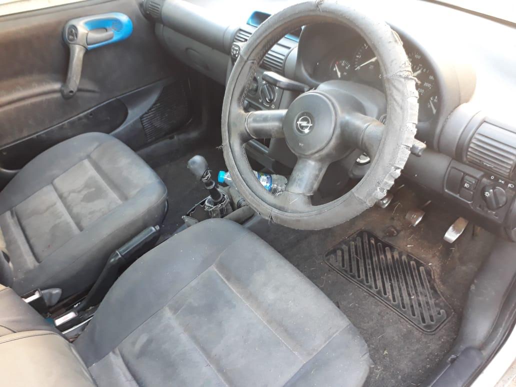 1997 Opel Corsa Classic 1.4 Comfort