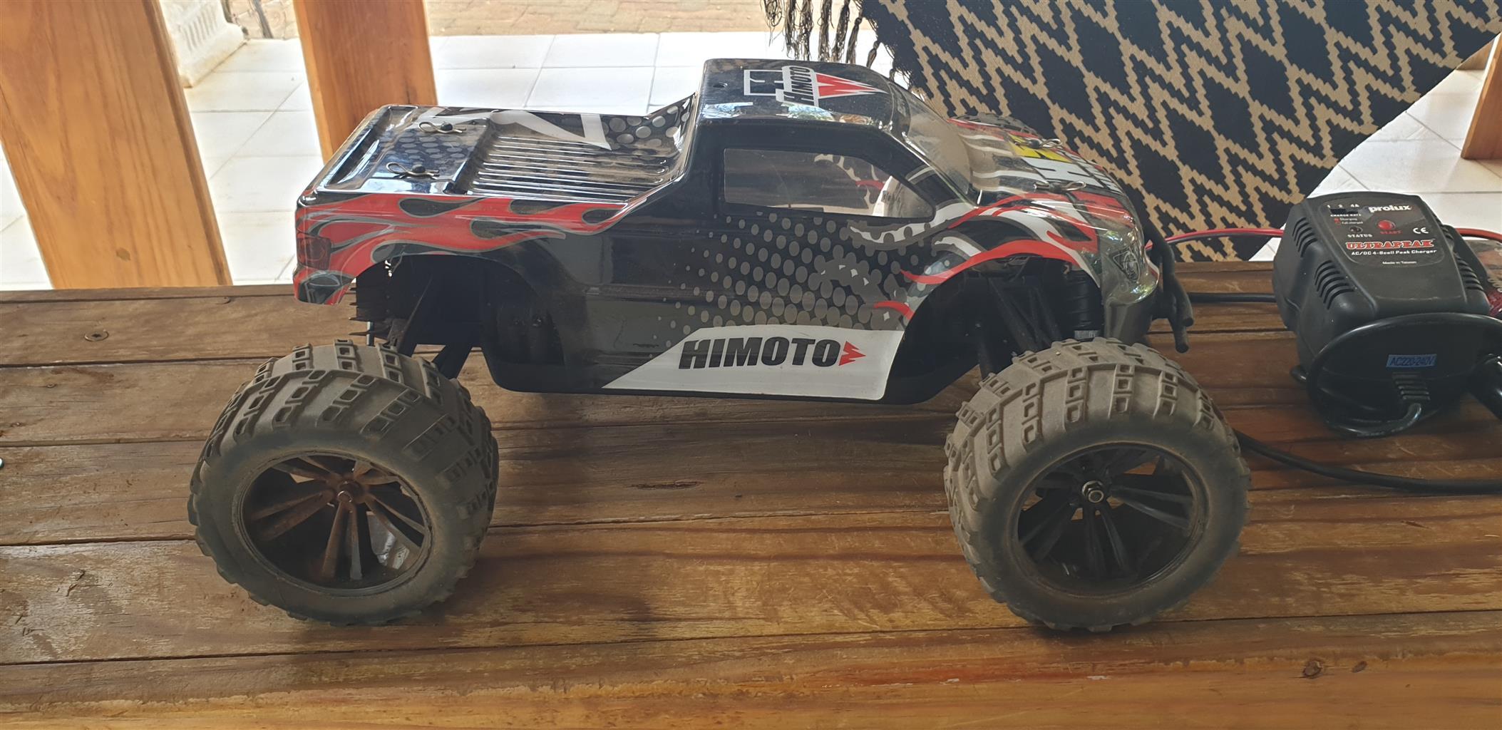 HImoto Electric RC Car