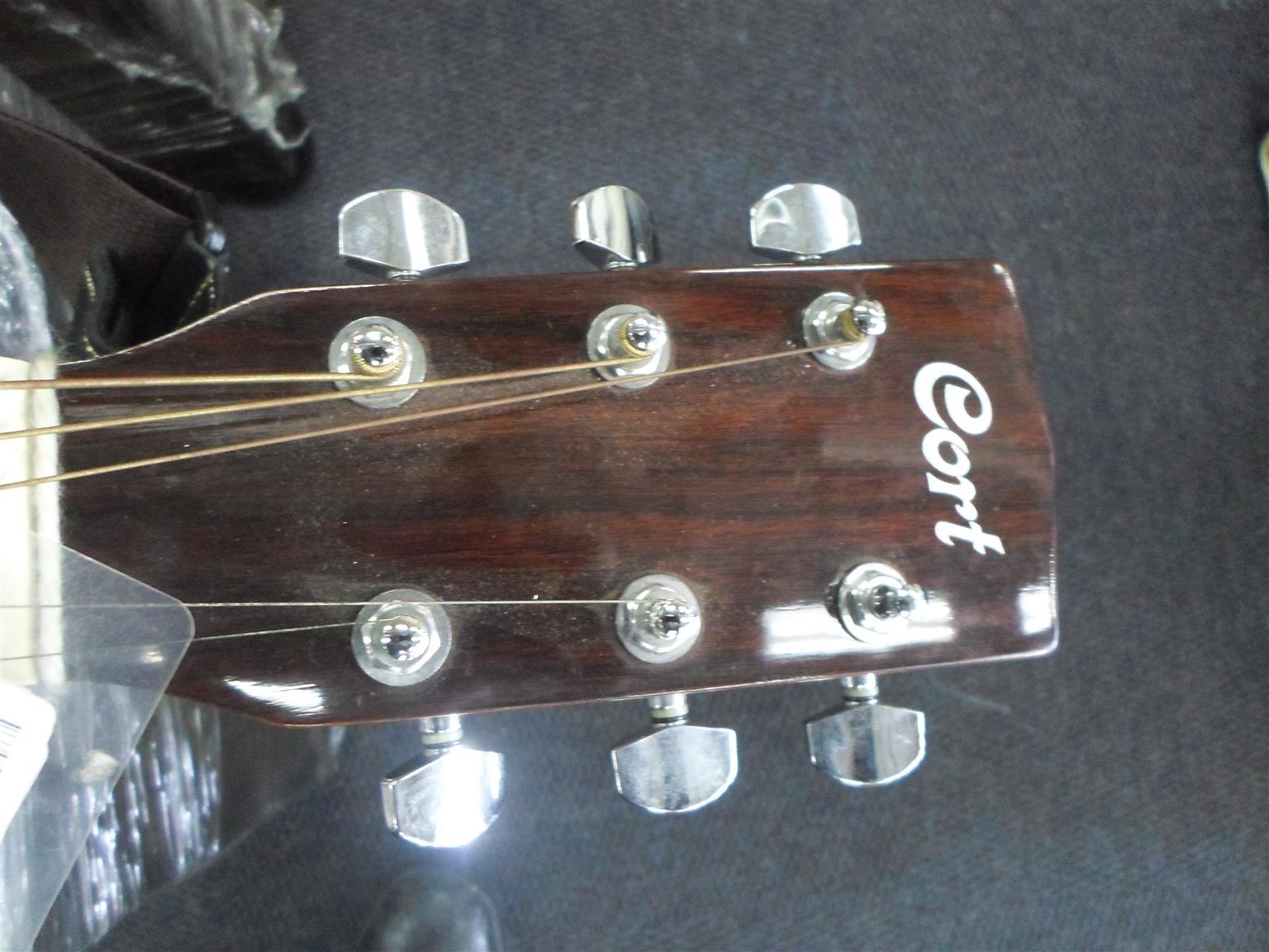 Cort Acoustic Guitar