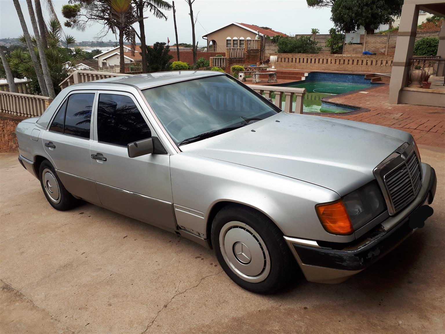 1996 Mercedes Benz 200E