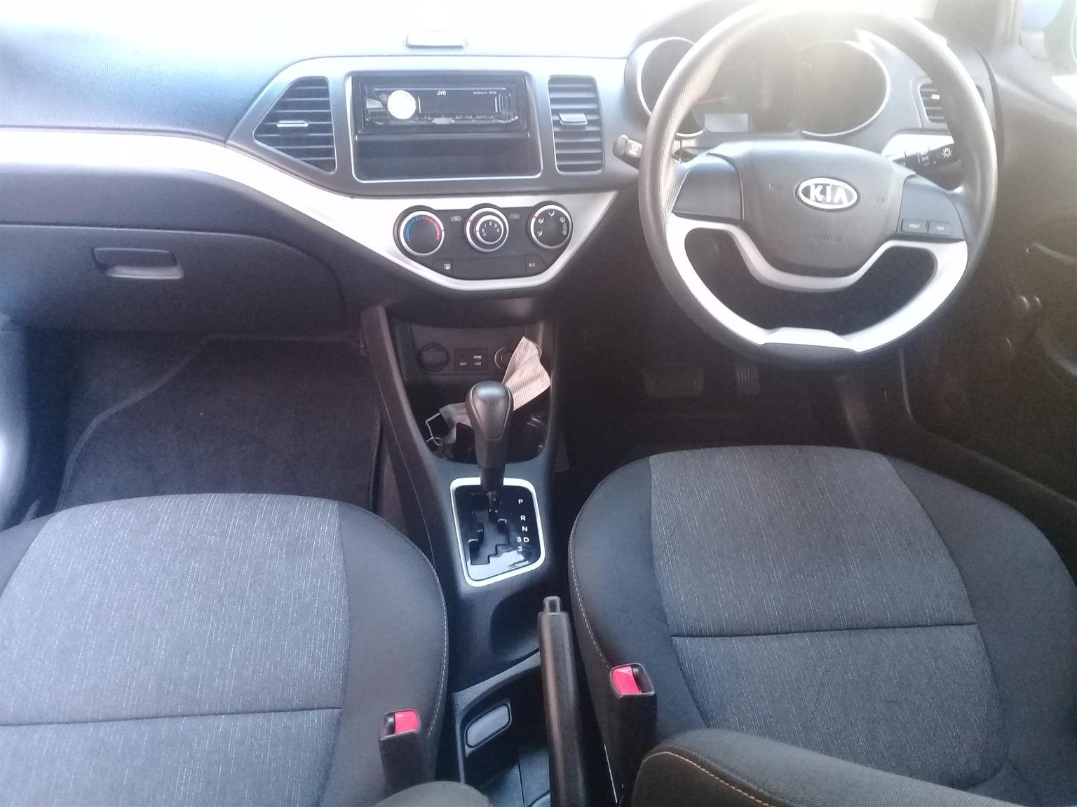 2016 Kia Picanto 1.2 LS auto