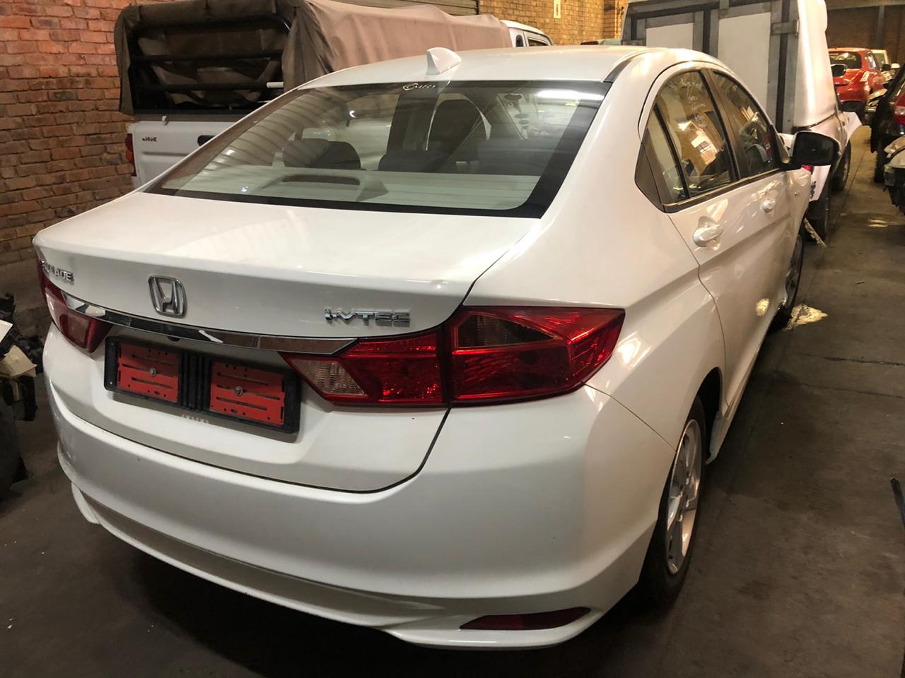 2015 Honda Ballade 1.5 Executive
