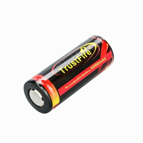 5000mAh Rechargeable battery -