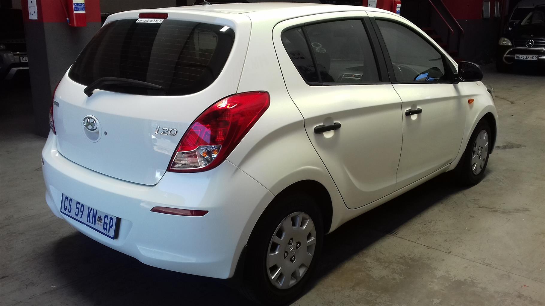 2014 Hyundai i20 1.4 GL