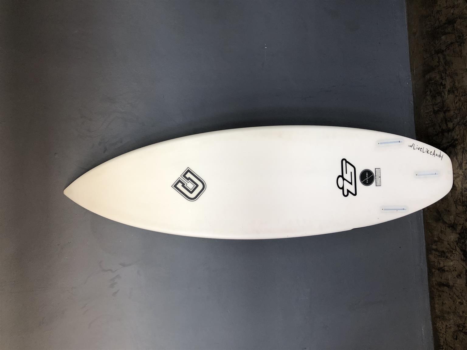 Clayton Spinetek Eps Surfboard