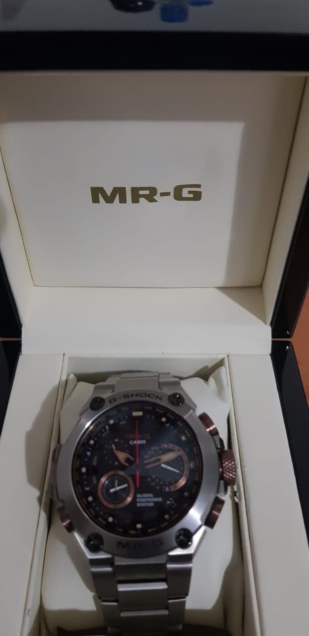 MRG G 1000 Casio Watch