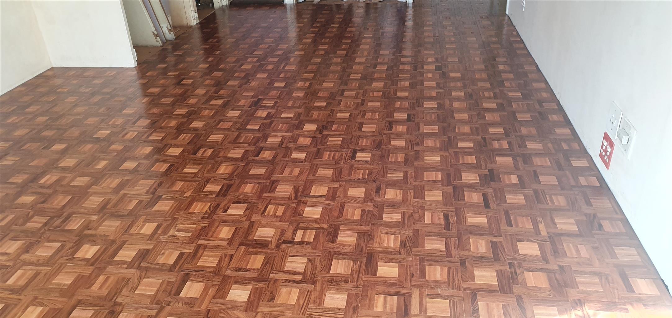 Wood & Laminate flooring and Decking