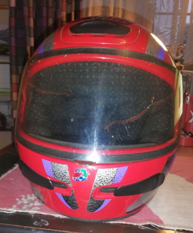 Older type Nolan N27 Helmet