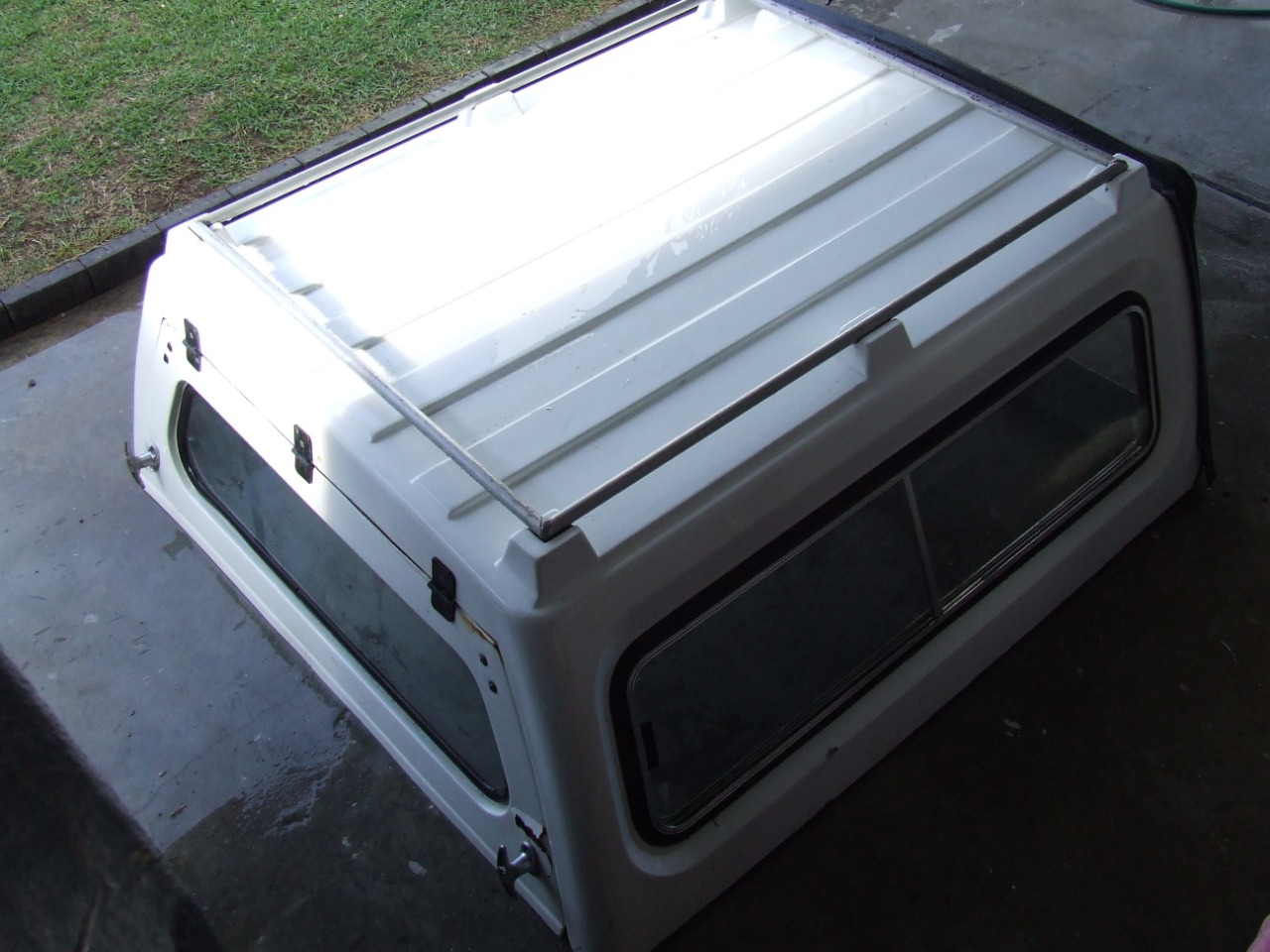 Toyota Hilux SFA 89/90  -  Double Cab Canopy