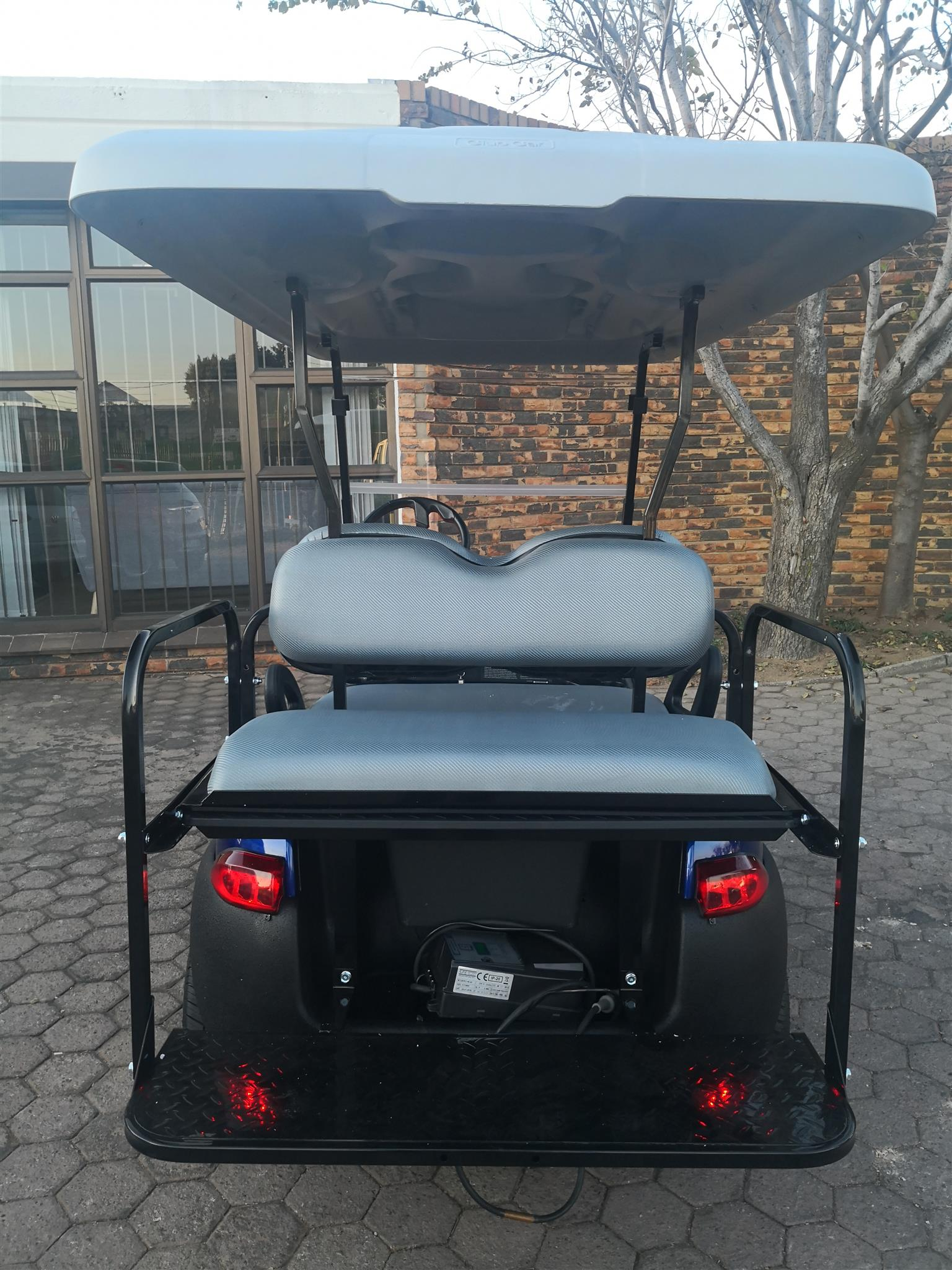 Golf cart 4 seater kit