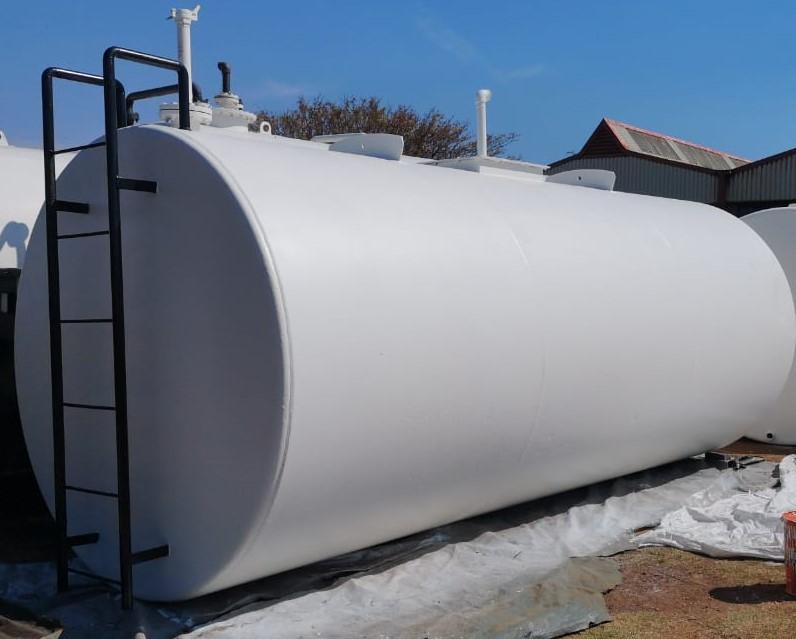 23000L - Bulk Diesel Oil Paraffin Tanks