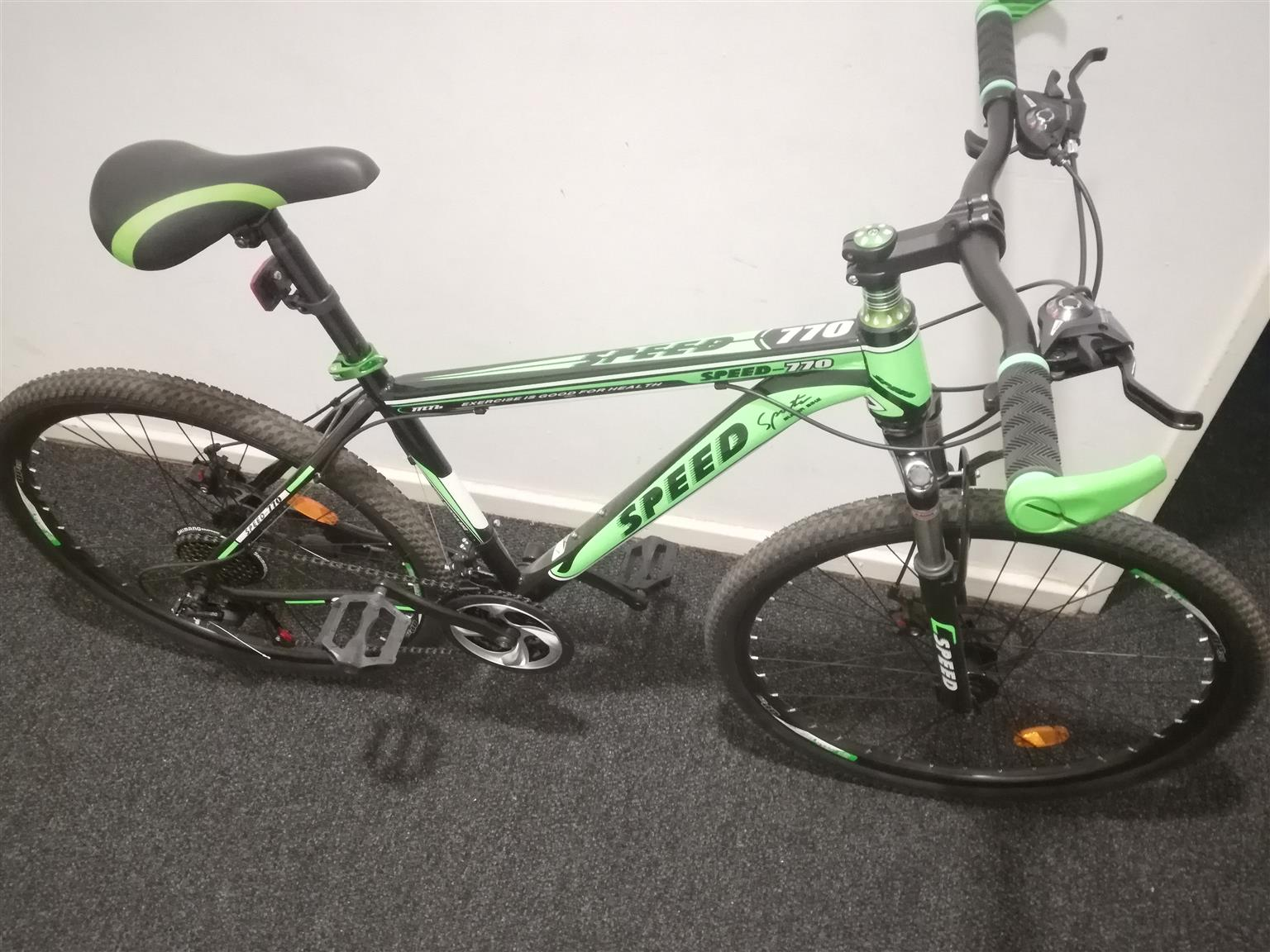 Speed 770 bicycle for sale