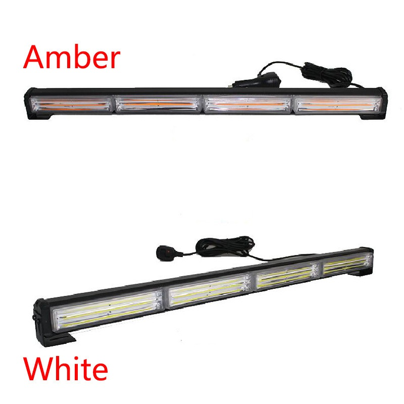 Emergency COB LED Vehicle Strobe Flash Warning Light Bar with 14 Modes. Brand New Products.