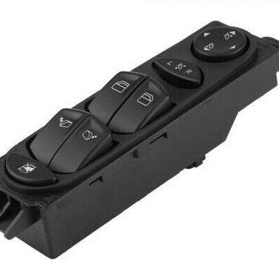 Master Window Control Switch for Mercedes Benz Viano/Vito 116 W639