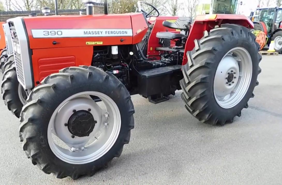 Massey Ferguson 390 4x4