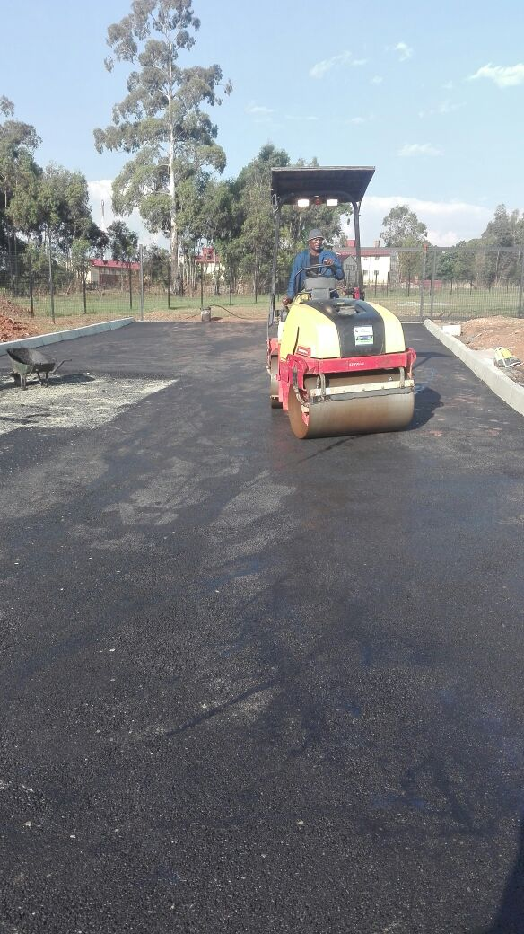 Civil Construction Company based in Pretoria