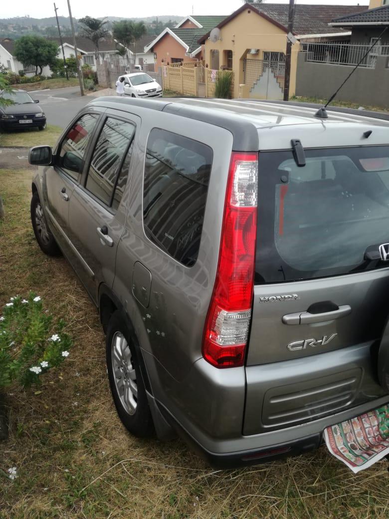 2006 Honda CR-V CRV 2.0 RVSi A/T