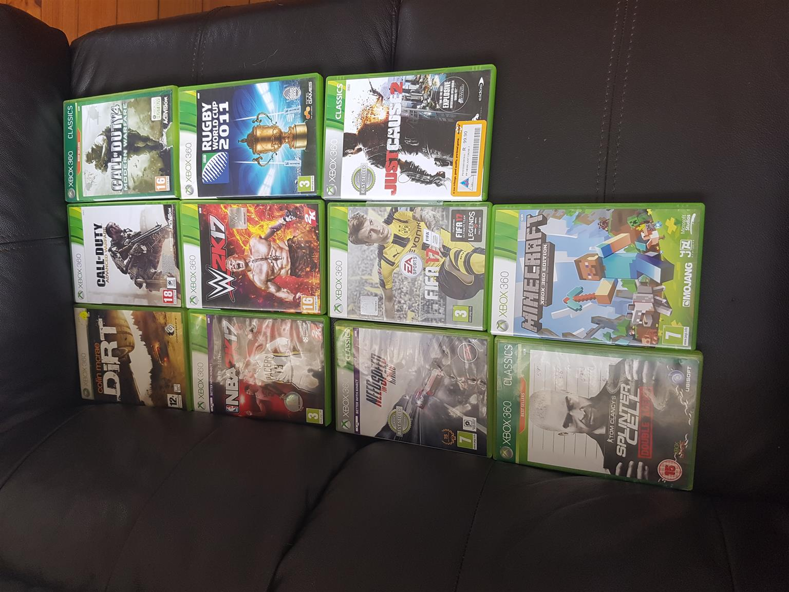 Xbox 360 in mint condition