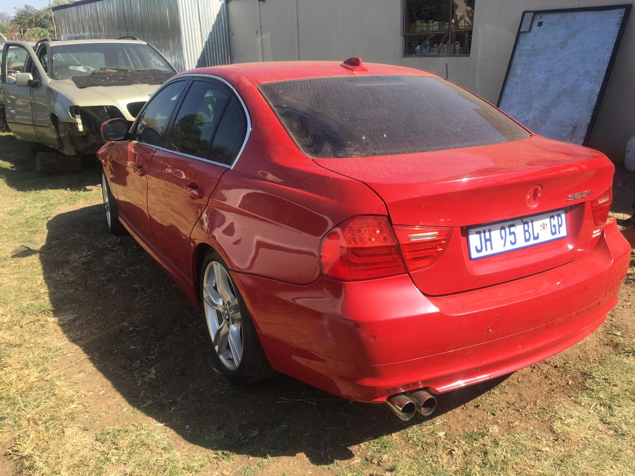2011 Cars for Stripping BMW