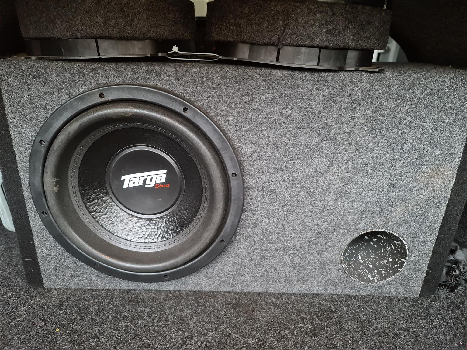 Car Audio Sound