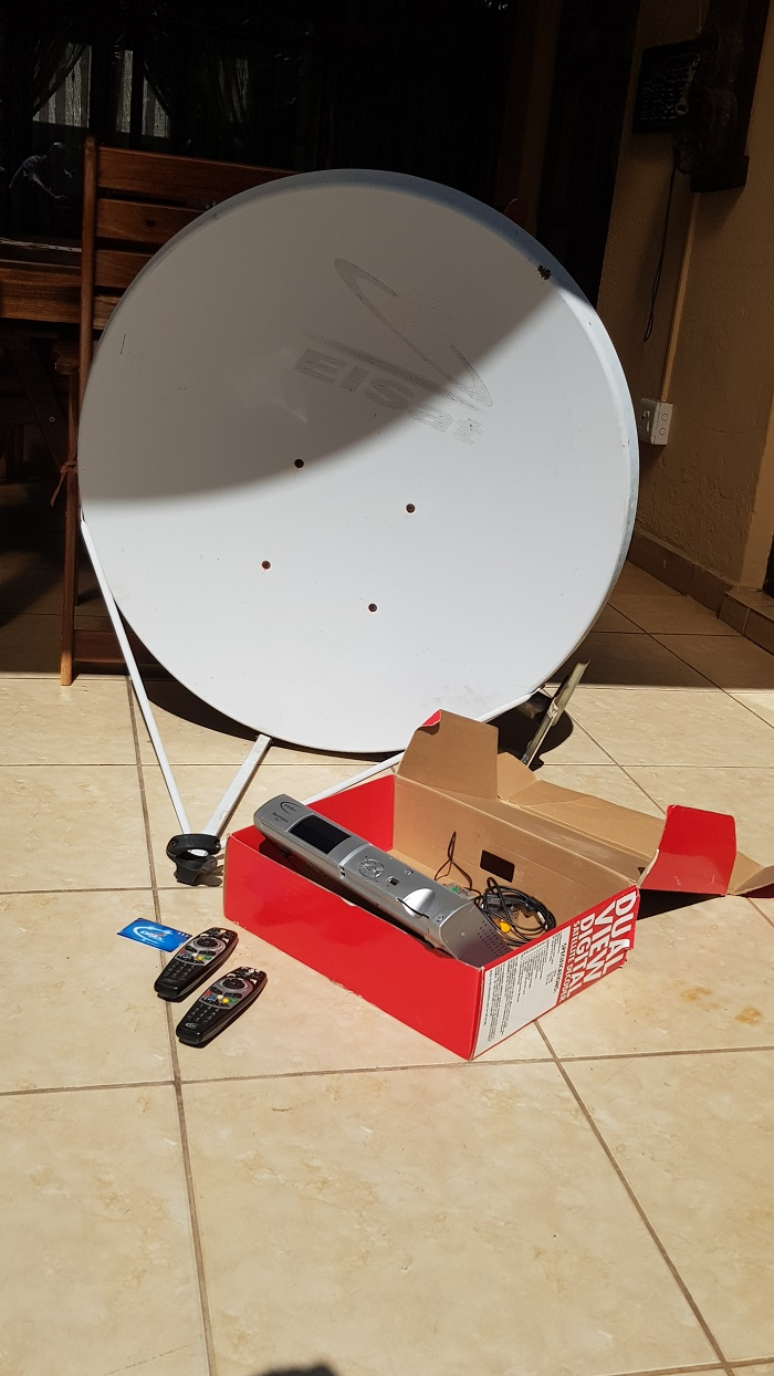 DSTV Satellite Decoders