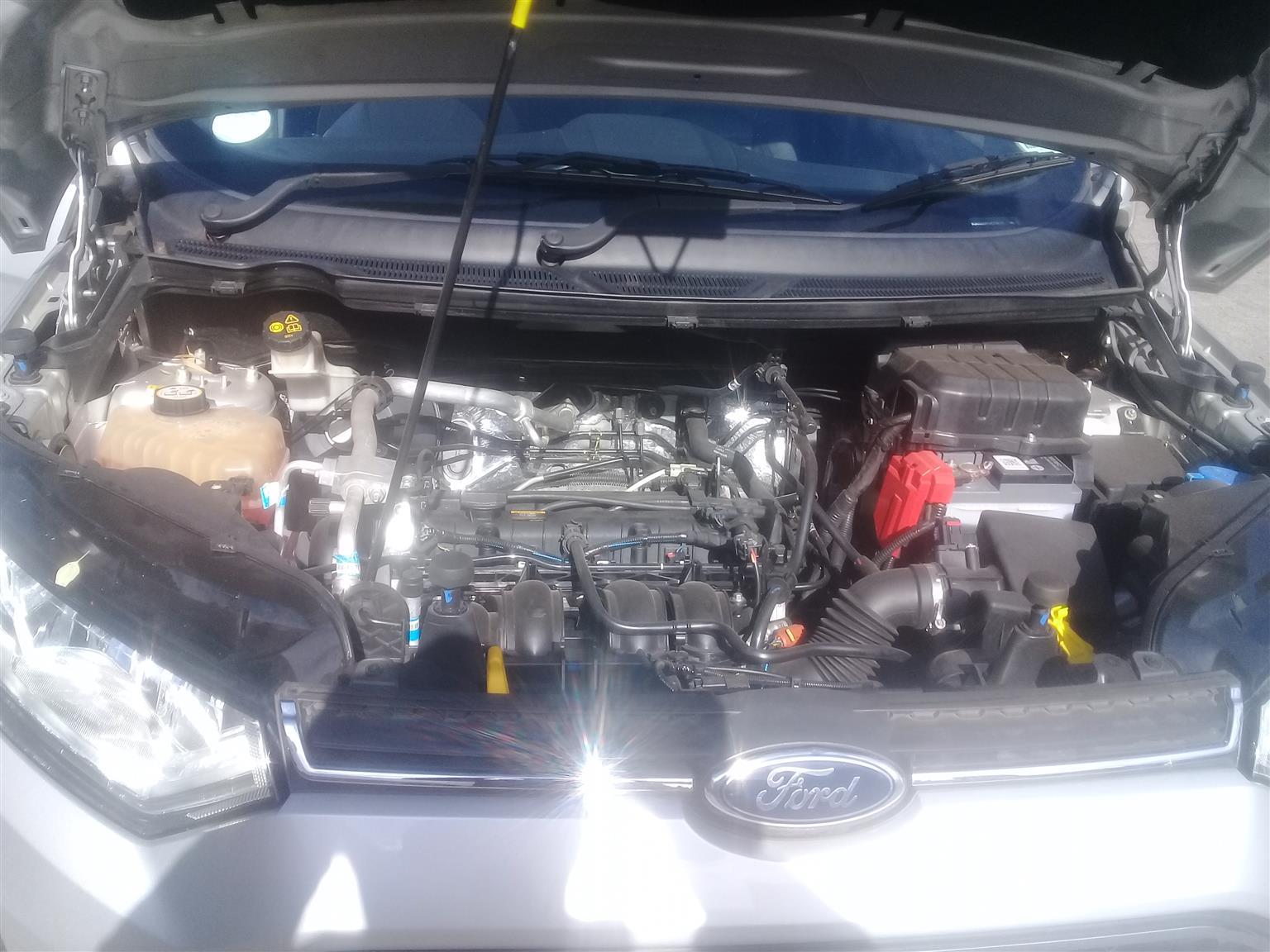 2014 Ford EcoSport ECOSPORT 1.0 ECOSBOOST TITANIUM A/T