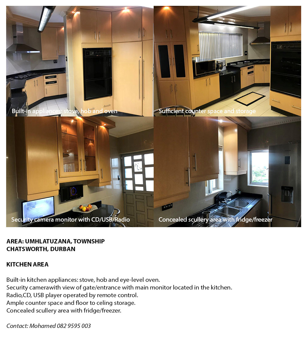 Furnished Studio Apartments: Fully Furnished 4 Bedroom Home With 2 Studio Apartments