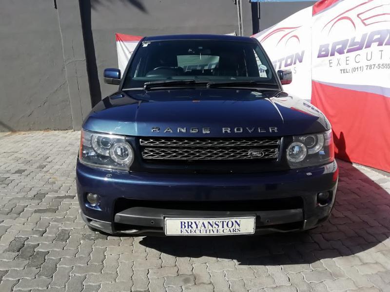 2013 Land Rover Range Rover Sport 3.0 Sd V6 Hse -