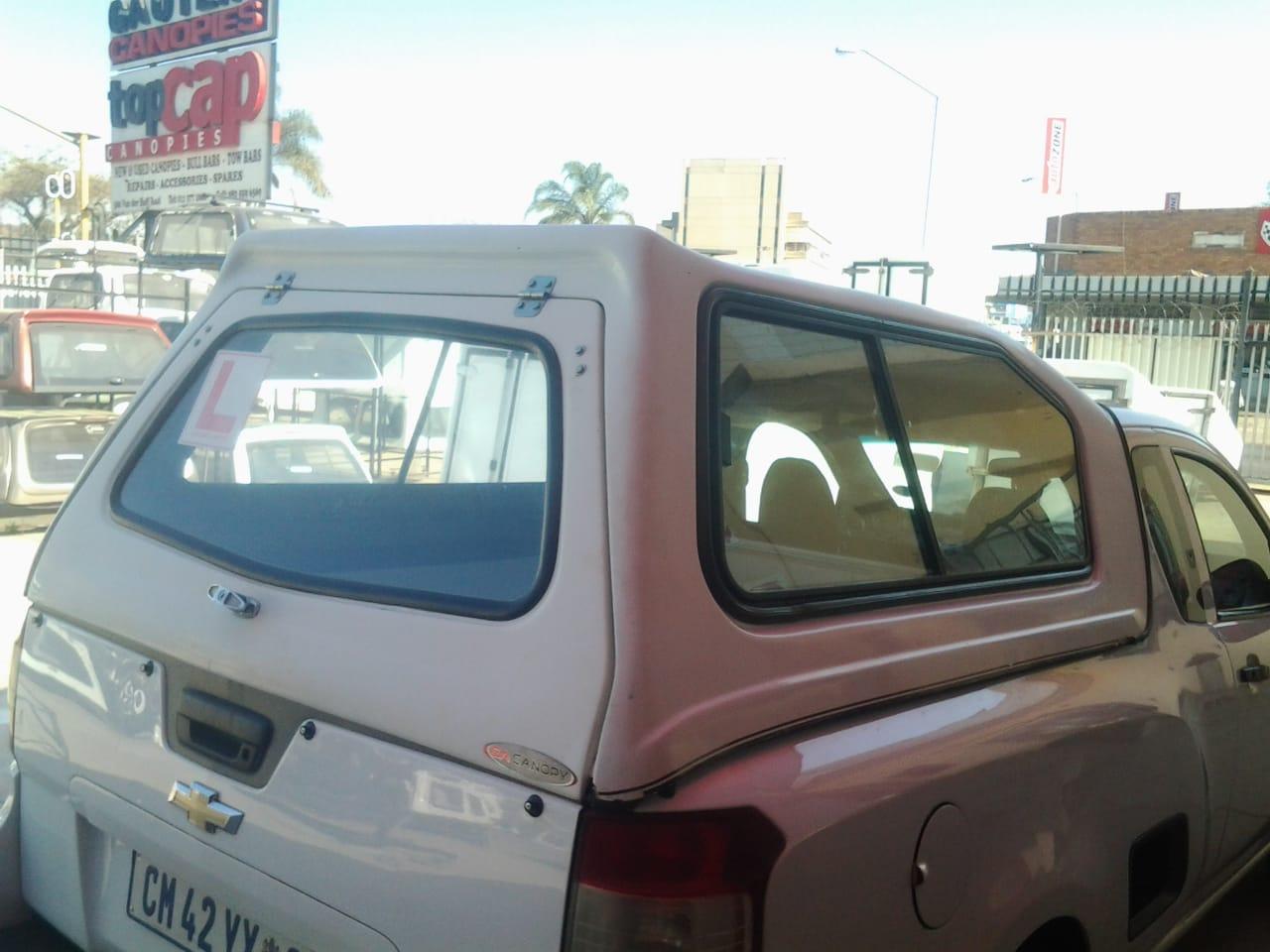 2016 Chevrolet Utility SA Hi - Liner Canopy for sale!!