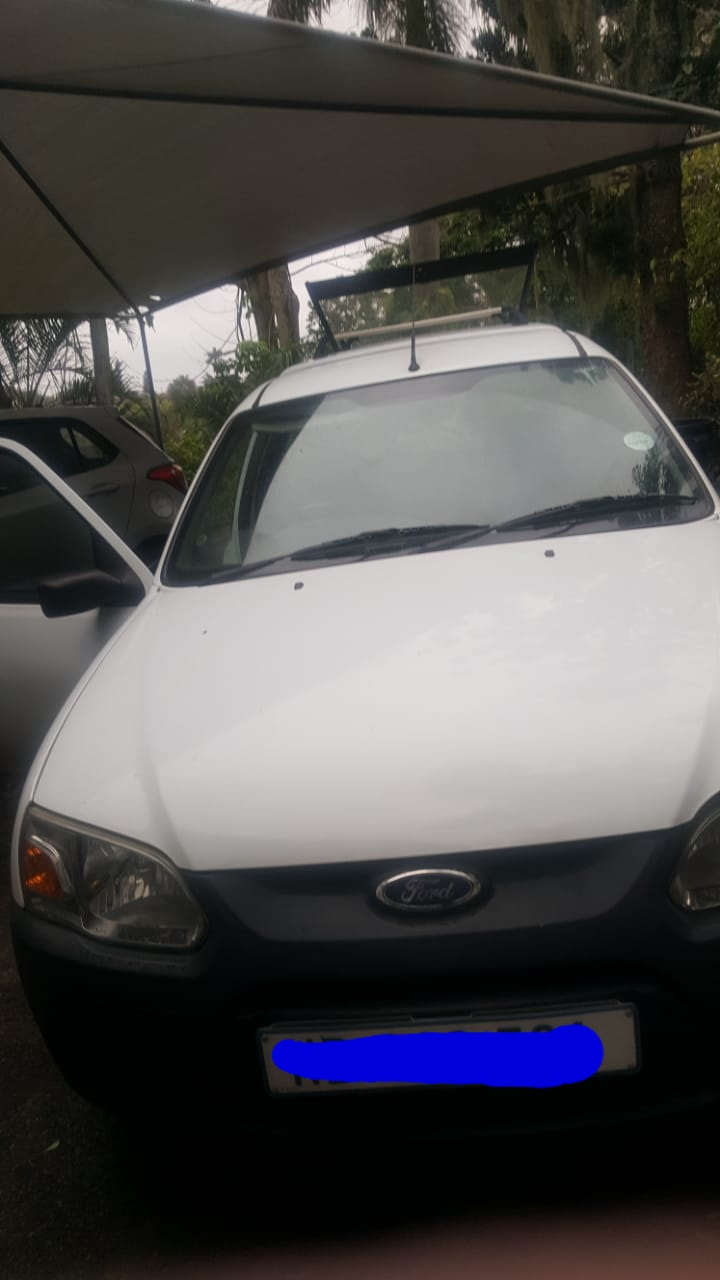 2011 Ford Bantam 1.3i