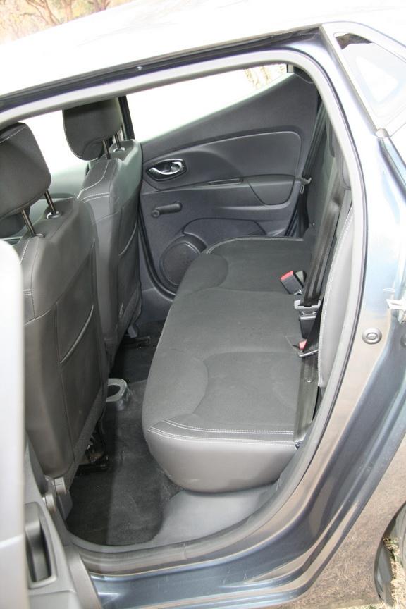 2017 Renault Clio 1.6 Expression 5 door automatic