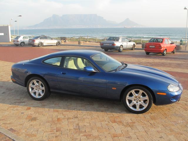 1998 Jaguar XK8