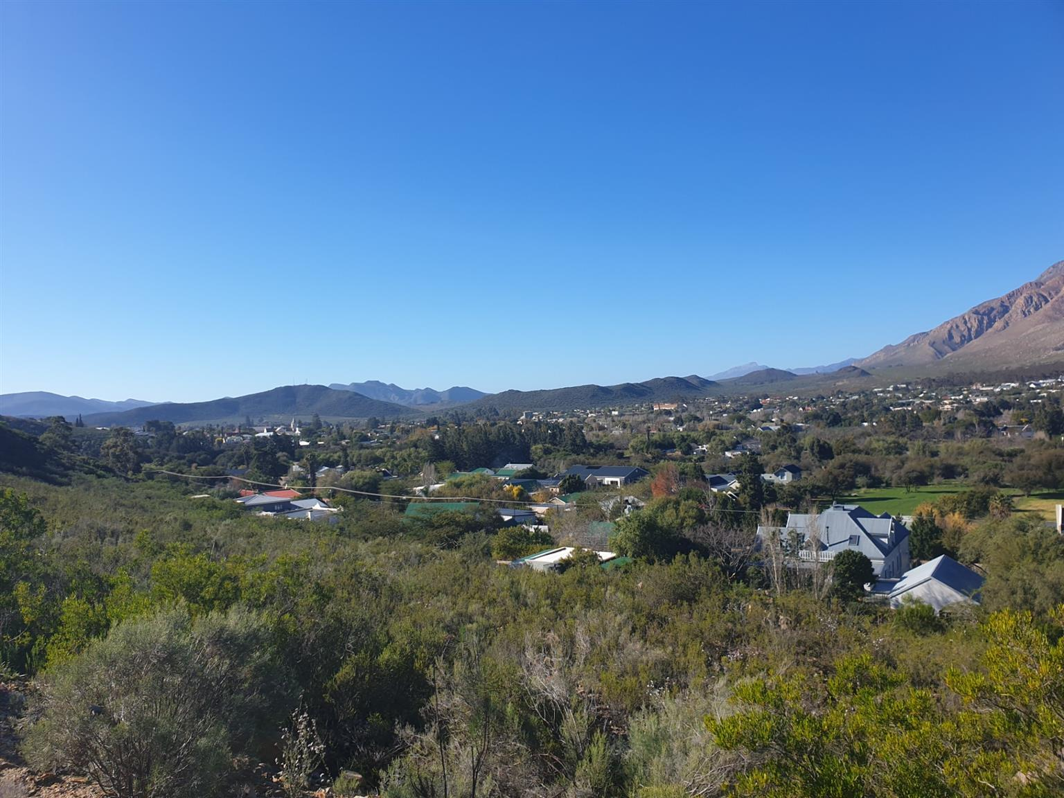 Vacant Land Residential For Sale in Montagu Rural