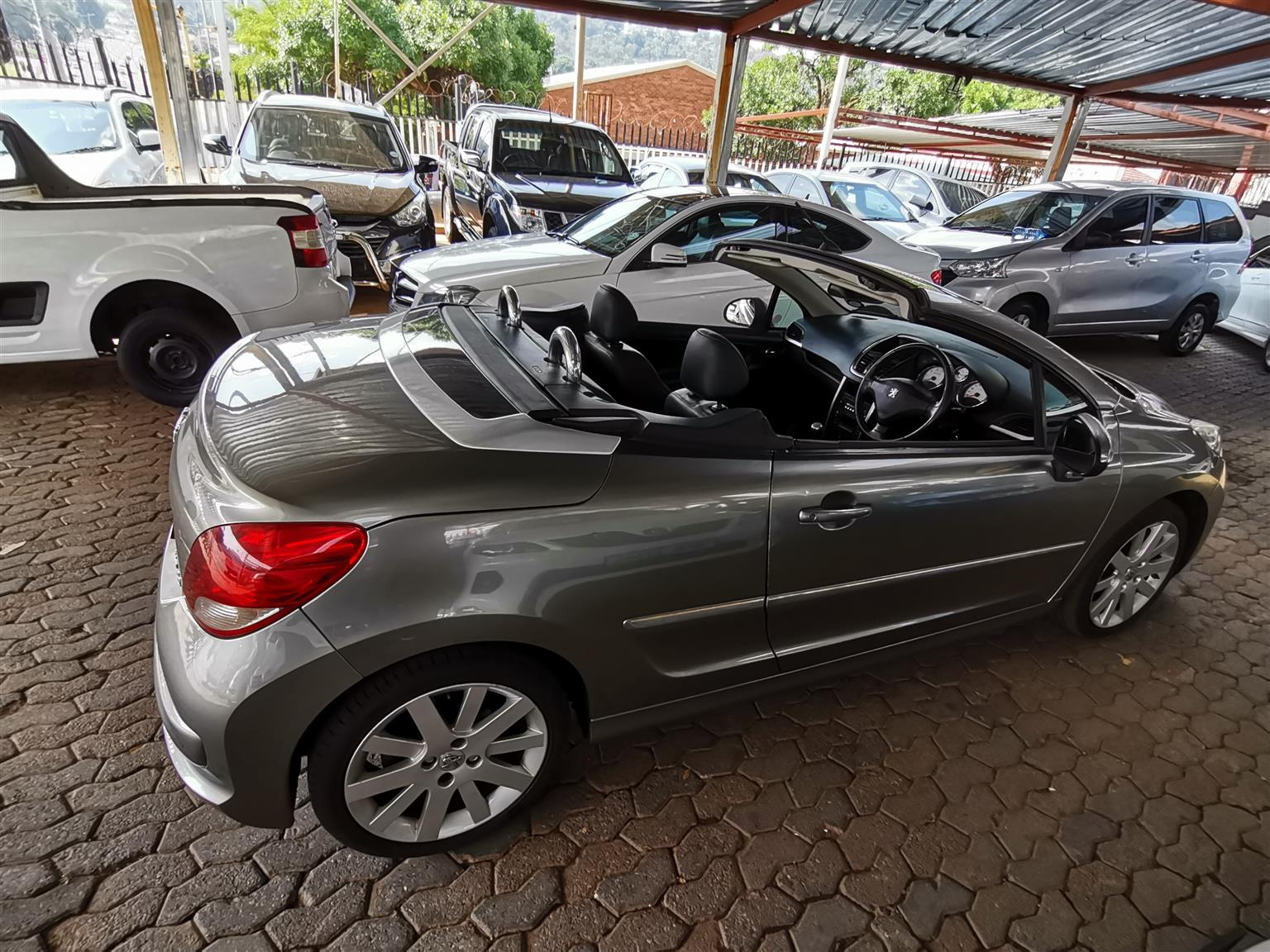 2011 Peugeot 207 CC 1.6T Sport 2