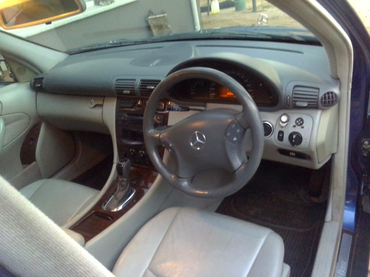 2002 Mercedes Benz C Class C270CDI Avantgarde