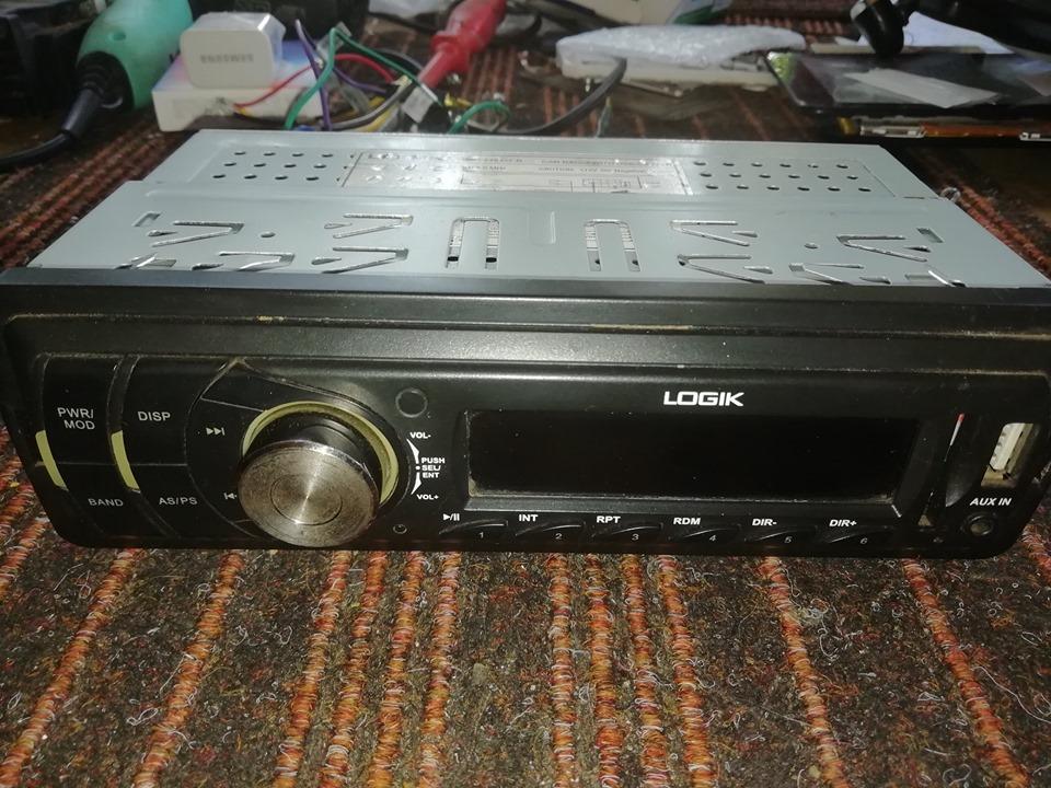 Logic Usb Mcard Car Radio Junk Mail