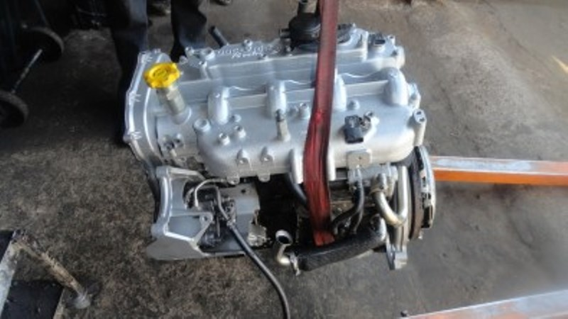 Reconditioned Engines Jeep and Chrysler on Exchange