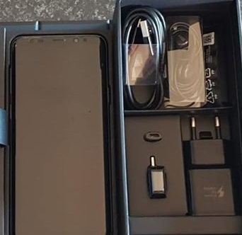Samsung S9 Plus 128GB with all original accessories for sale. Please no time wasters. Price negotiable