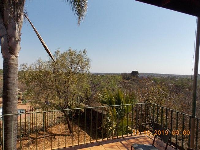 0062 1 slpk tuin woonstel in Leeuwfontein