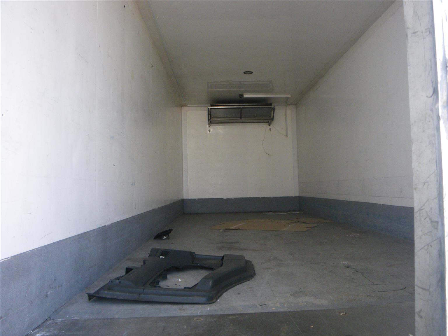 2008 M.A.N TGM 15.240 CBL 4x2 7ton fridge truck – AA3076