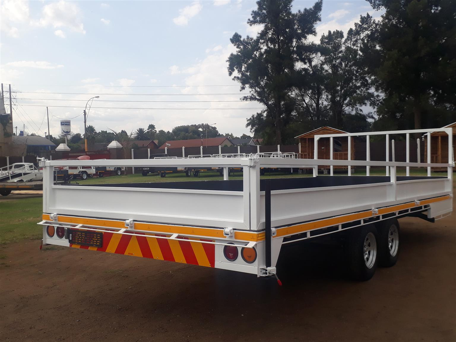 TRAILERS SPESIALS TODAY ON ALL SIZES!!!!!!!!
