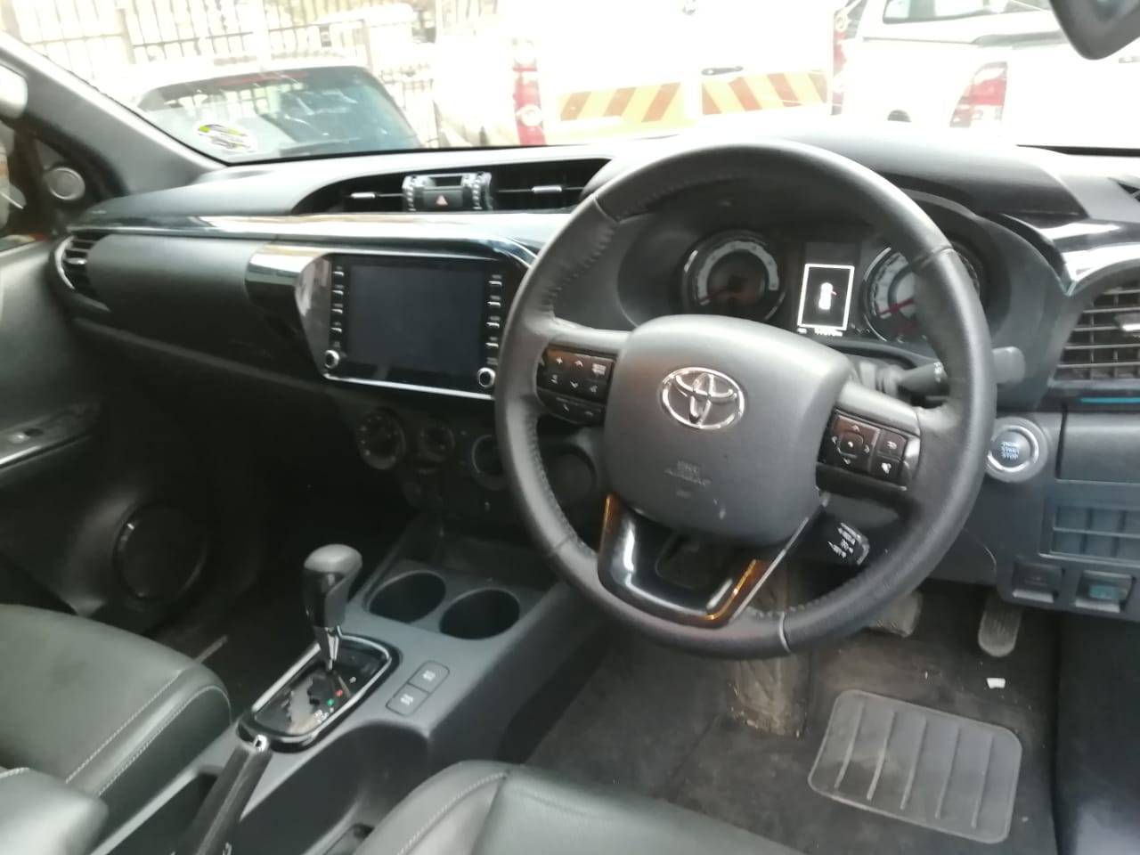 2020 Toyota Hilux 2.8 GD-6 Legend 50