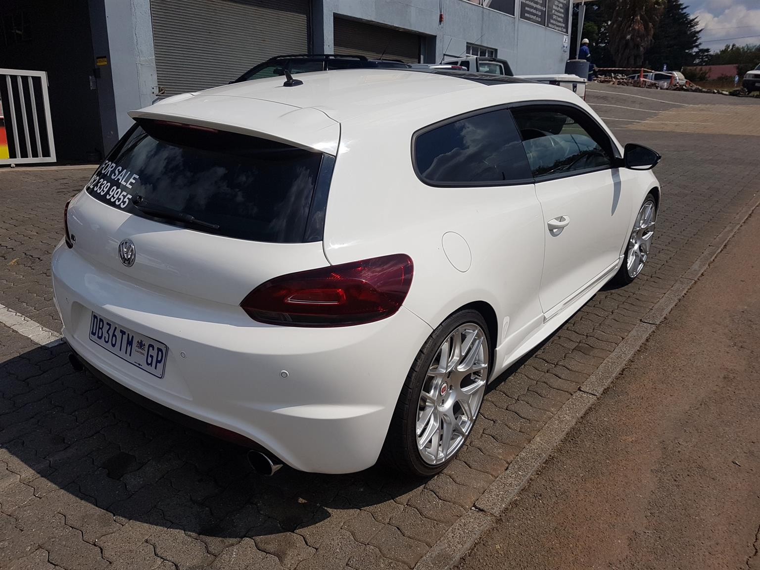 Used Vw Scirocco For Sale In South Africa Toffee Art