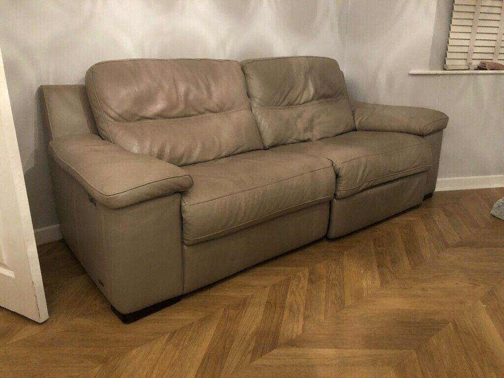 2+3genuine leather couches .Urgent sale.buy this now!