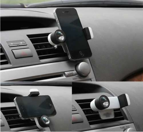 SAVE NOW: ADJUSTABLE PHONE MOUNT FOR MOBILE PHONE